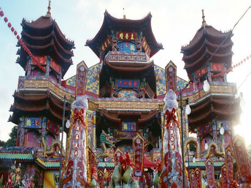 Chungyuan Festival (Ghost Festival)