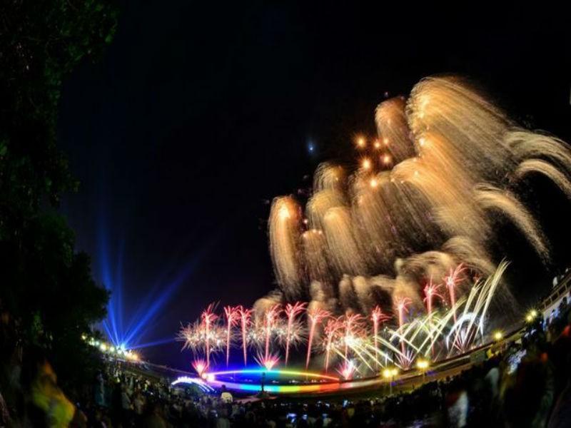 Penghu Ocean Fireworks Festival