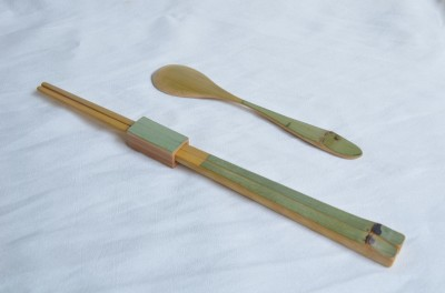Evergreen bamboo chopsticks