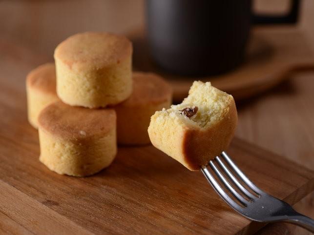 Almond Shortcakes