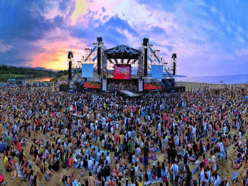 新北市貢寮国際海洋音楽祭
