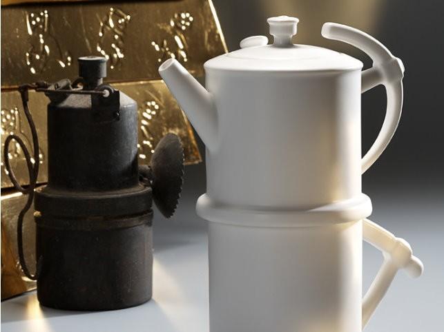 ランプシェード茶器セット