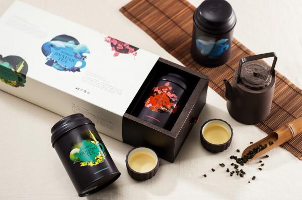 台灣新景禮盒