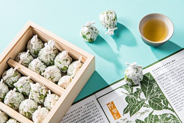 【野樂茶】茶山太極-台灣文山包種茶