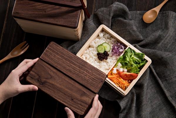 烏魚子杉木食盒
