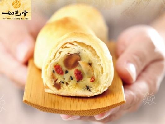 太陽餅全國比賽冠軍-如邑堂餅家
