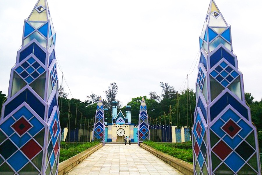 新竹 北埔客家情‧玻璃博物館