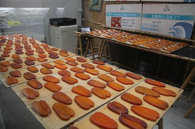 烏魚子DIY