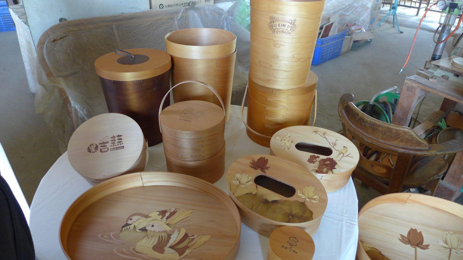 純手工木盒,原木風味的獨家設計、手工揉捻的傳統溫度。
