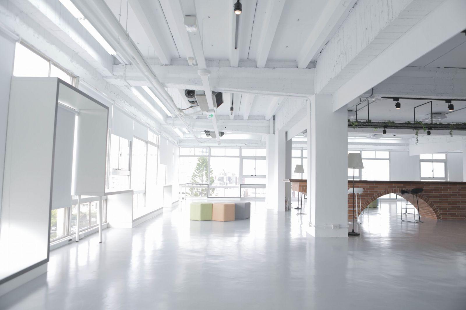 臺中市精武圖書館5至7樓臺中社會創新實驗基地