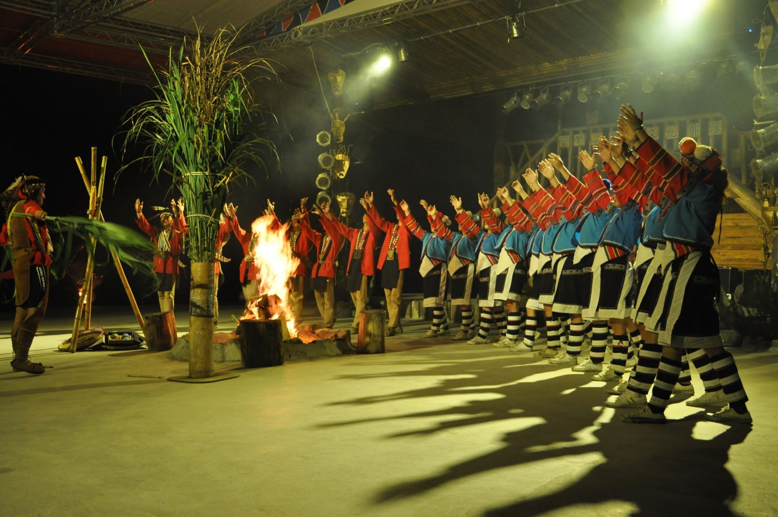 優遊吧斯阿里山鄒族文化部落 其他圖片2