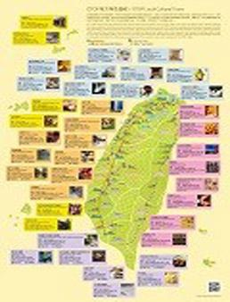 2015OTOP臺灣地方特色遊程地圖