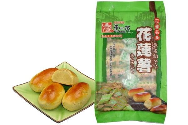 花蓮薯袋裝<500g/14入> 封面圖片