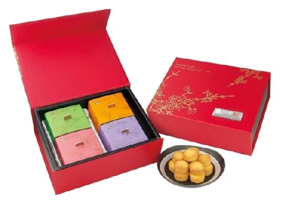 四季紅禮盒 封面圖片