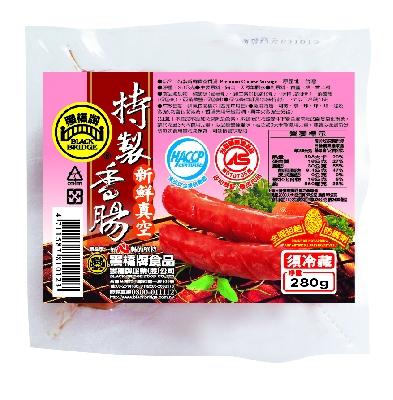 天然腸衣包裹CAS豬肉,汁香味美口感十足。 其他圖片1