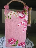 1KG客家花布系列-粉色 其他圖片2