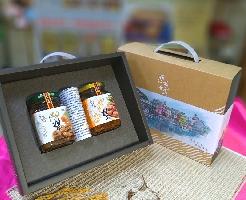 【蔡技食品】干貝鎖管醬禮盒(免運)