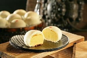 綠豆小月餅(蛋奶素)