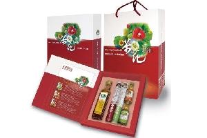 茶油麵線禮盒