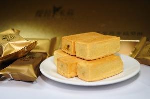 黃金蕎麥鳳梨酥