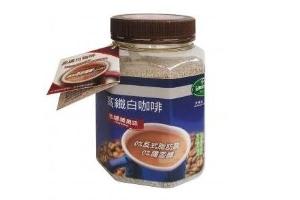 高纖白咖啡-微糖榛果