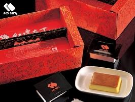 團購版磚型布丁禮盒