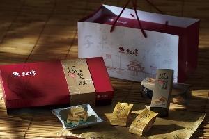 府都京饌鳳梨酥禮盒