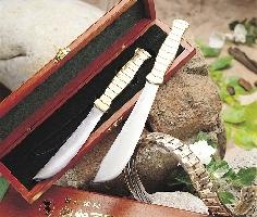 C-1銅柄彈帶紀念刀禮盒(單盒裝)