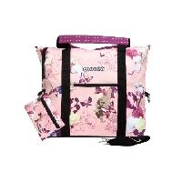 台灣蘭花系列-旅行袋