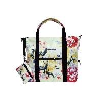 台灣油桐花印象系列-旅行袋