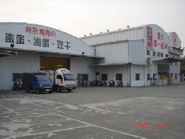 福記工廠立視圖