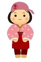福記吉祥物-小廚娘 店家其他2