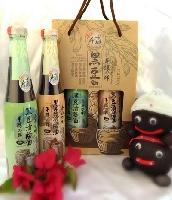 黑豆蔭油( 昆布+香菇)禮盒