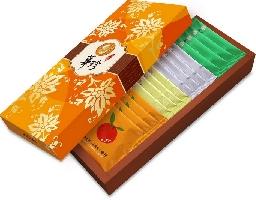 煎餅16入禮盒