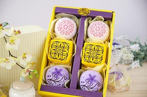 中秋月圓-紫櫻款 其他圖片1