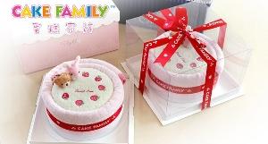 八吋蛋糕系列