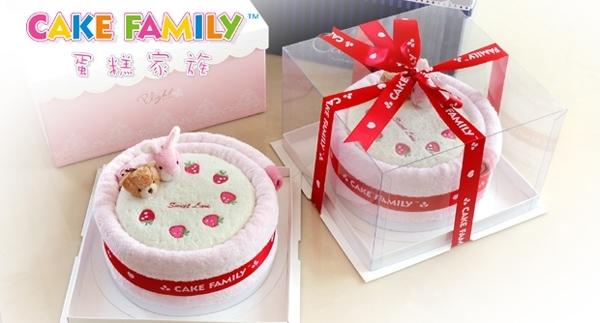 草莓圈八吋蛋糕 封面圖片