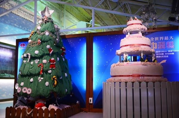 全世界最大的蛋糕毛巾 店家其他2