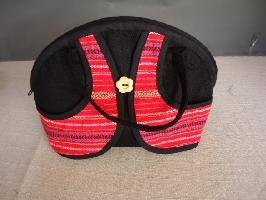 泰雅背心手提包