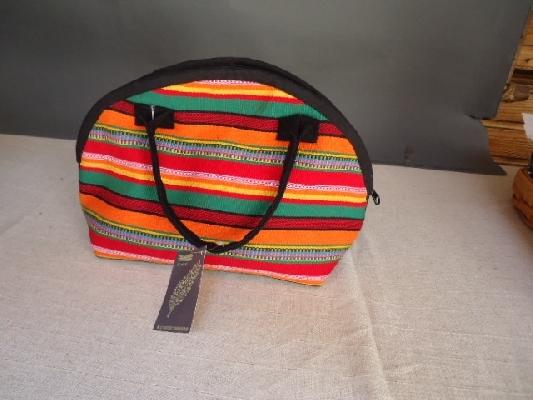 泰雅背心手提包 背面 其他圖片2