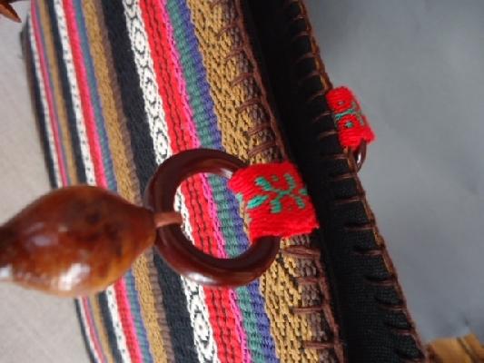 織布百合包 上方 其他圖片2