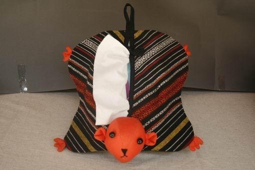 泰雅飛鼠面紙帶 封面圖片