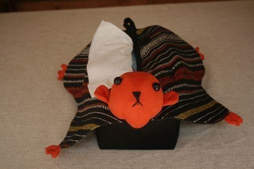 泰雅飛鼠面紙帶 正面 其他圖片3