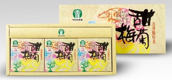 南投梅宴-甜菊梅半斤禮盒 封面圖片