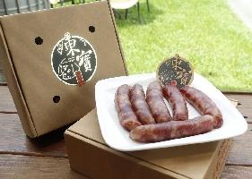 東寶黑豬肉手工香腸禮盒