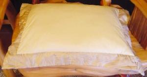 檜木珠枕頭