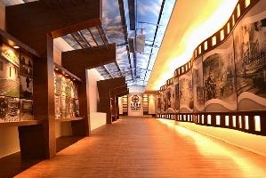 觀光工廠參觀入口-時光走廊 店家其他1
