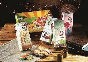 莊家方塊酥阿里山風采禮盒