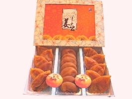 姜太公柿餅