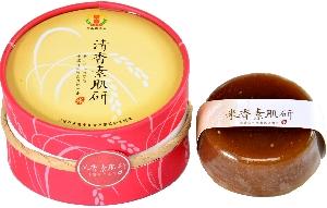 清香素肌研薏仁手工皂